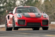 (VIDEO) Porsche 911 GT2 RS devine cel mai rapid automobil de serie pe circuitul Road Atlanta