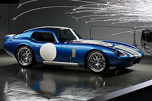 Renovo Coupe – supercarul electric în haine clasice