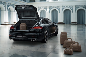 Porsche Panamera Exclusive Series – o ediţie exclusivistă Panamera care costă cât un Bentley Mulsanne