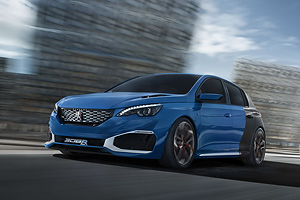 Peugeot 308 R HYbrid – un hot-hatch de 500 CP!