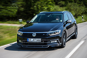 ABT modifică noul Volkswagen Passat B8 (Video)