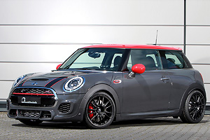 B&B MINI John Cooper Works: 300 CP şi 280 km/h!