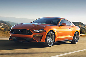Premieră: Noul Ford Mustang facelift (Video)