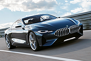 Premieră: Noul BMW Concept 8 Series! (Video)