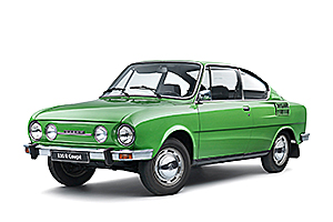 Sport-car-ul clasic Skoda 110 R Coupe va avea un succesor electric!