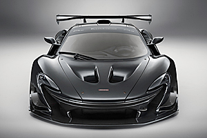 McLaren P1 LM a doborât recordul absolut de pe Nurburgring! (Video)