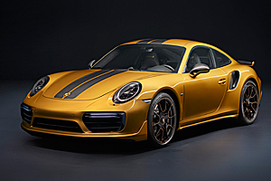 Porsche a creat cel mai exclusivist 911 – noul 911 Turbo S Exclusive Series!