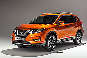 Premieră: Noul Nissan X-Trail facelift (Video)