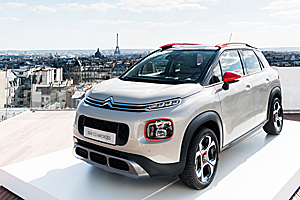 Premieră: Noul Citroen C3 Aircross (Video)