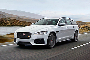 Premieră: Noul Jaguar XF Sportbrake (Video)