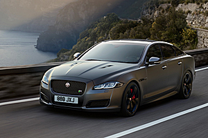 Premieră: Noul Jaguar XJR 575 (Video)