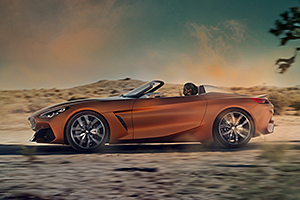 Noul BMW Concept Z4 - rechinul revine!