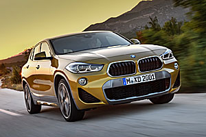 Premieră: Noul BMW X2 (Video)