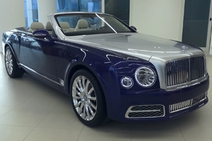 Noul Bentley Grand Convertible - succesor pentru decapotabila Azure? (Video)
