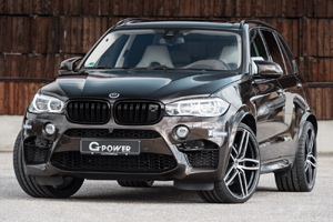 G-Power stoarce 750 CP din BMW X5M!