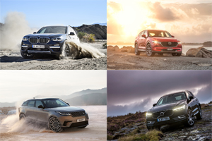 Au fost numiți cei 10 finaliști World Car of the Year, dintre care 6 modele sunt SUV-uri