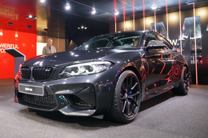 GENEVA 2018 LIVE: BMW M2 Black Shadow Edition