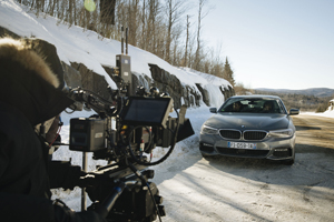 "(VIDEO) BMW Seria 5 devine protagonistul serialului Amazon ""Tom Clancy's Jack Ryan"""