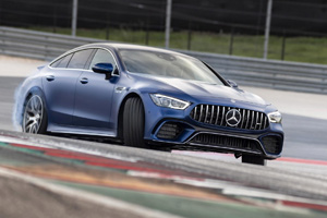 (VIDEO) Mercedes-Benz AMG GT 4-door a instalat un record nou pe traseul Nurburgring