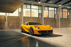 Ferrari 812 Superfast modificat de Novitec. Oferă un sunet absolut incredibil!