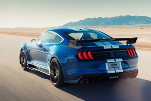 Detroit 2019: Noul Ford Mustang Shelby GT500!