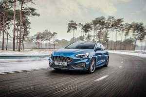 (VIDEO) Premieră: noul Ford Focus ST, hot-hatch-ul de 280 CP!