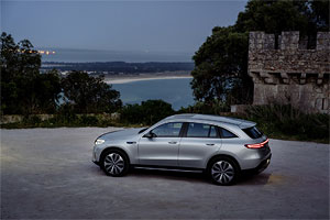 A început producția Mercedes-Benz EQC, SUV-ului 100% electric german! Care este prețul?