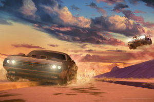 (VIDEO) Fast & Furious revine cu un film animat pe Netflix! Dreamworks Animation a publicat primul teaser-trailer