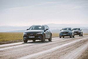 (ADVENTURE VIDEO): Volvo XC Adventure în Moldova, Episodul 2