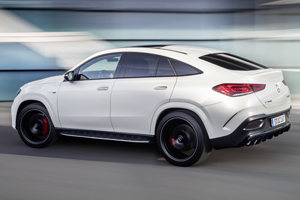 Premieră: Mercedes-AMG GLE 63 Coupe. Cel mai rapid SUV coupe din gama germanilor