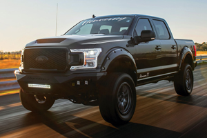 Hennessey Performance lansează un nou Venom pe baza pick-up-ului Ford F-150