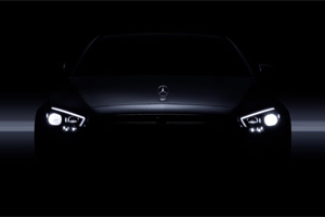(VIDEO) Mercedes-Benz publică un teaser video care prefaţează noul E-Class facelift