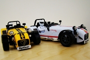 Caterham Superlight R500 si Stig in miniatura!