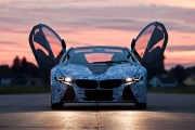 BMW Vision EfficientDynamics va fi transformat in model de serie