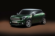 "MINI Paceman Concept – un nou ""prim"" Sports Activity Coupe"