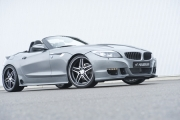 Agresivitatea nu are limite. BMW Z4 Roadster by Hamann!