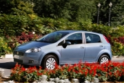 Fiat a prezentat noul Grande Punto Natural Power