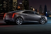 Lux electric: Cadillac ELR