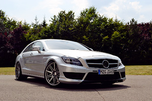 Mercedes-Benz CLS 63 AMG, sau Carlsson CK63RS