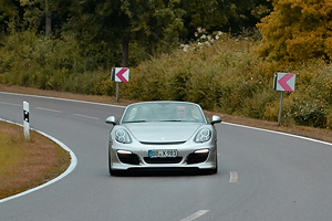 Porsche Boxster S by TECHART