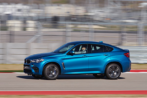 BMW X6 M (VIDEO TEST)