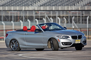 BMW Seria 2 Convertible (VIDEO TEST)