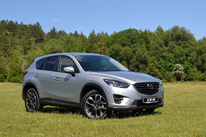 Mazda CX-5 facelift