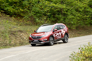Honda CR-V facelift 1.6 i-DTEC 4WD 9AT