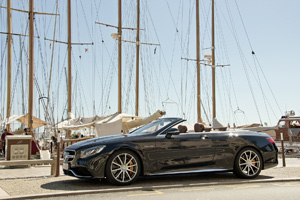 Mercedes-AMG S-Class Cabriolet S 63 4MATIC