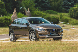 Volvo V60 Cross Country. Prea bun! Prea ca la scandinavi!