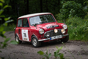 Mini Cooper S Works Rallye Replica (1963)
