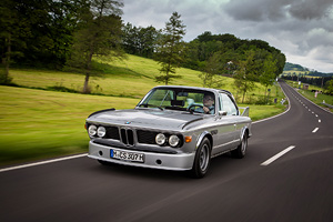 TEST DRIVE: BMW 3.0 CSL, Batmobilul