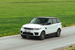TEST DRIVE: Land Rover Range Rover Sport 2.0