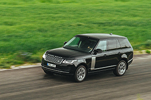 TEST DRIVE: Land Rover Range Rover